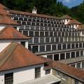Junghans Terrassenbau Museum in Schramberg