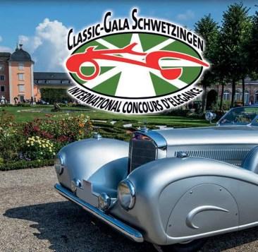 Eberhard & Co. exklusiver Uhren-Partner der Classic-Gala Schwetzingen 2018