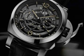 Luminor 1950 Tourbillon Moon Phases Equation of Time GMT