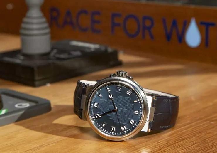 Breguet und Race for Water