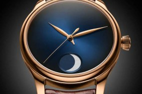 Endeavour Perpetual Moon Concept von H.Moser & Cie