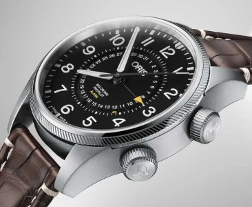 Schlägt Alarm: die Oris Big Crown ProPilot Alarm Limited Edition