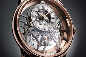 Zum Jubiläum: Jaquet Droz Grande Seconde Skelet-One
