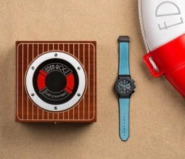 Luxushotel trifft Luxusuhr: Hublot Classic Fusion Aerofusion Chronograph Eden-Roc