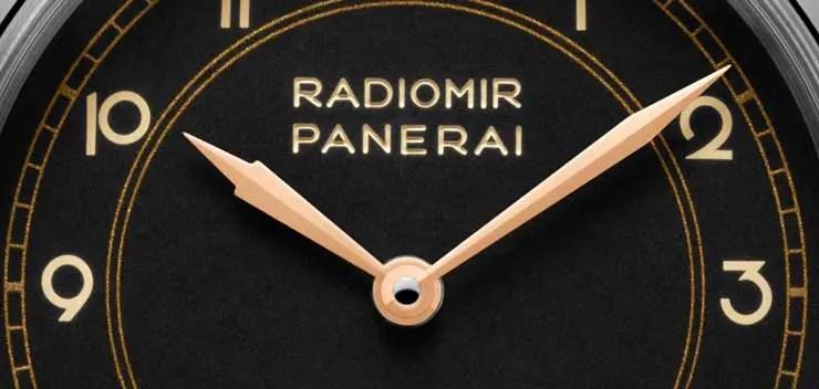 Retro bei Panerai: Radiomir 1940 3 Days Acciaio - 47 mm