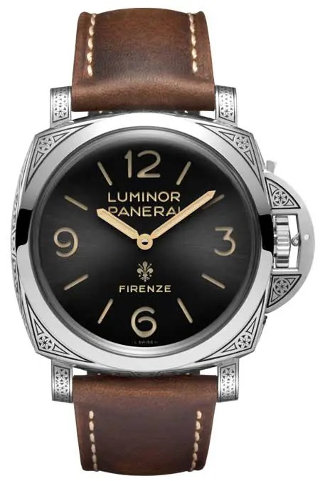 Panerai Luminor 1950 Firenze 3 Days Acciaio
