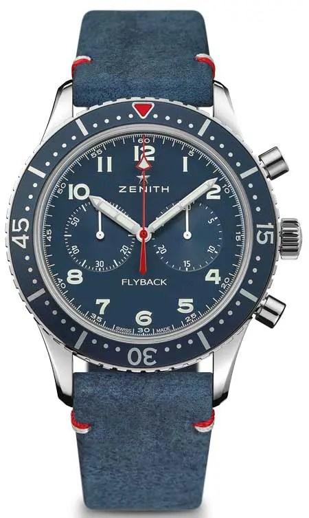 Zenith Pilot Cronometro Tipo CP-2 Die USA Edition