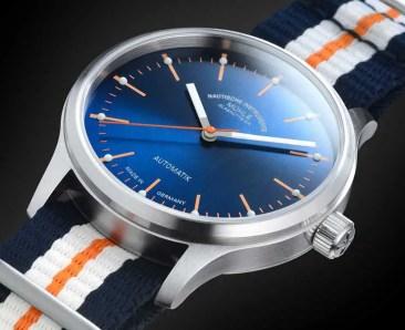 Watch-Life-Balance: Die Panova Blau von Mühle Glashütte