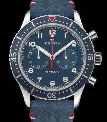Zenith Pilot Cronometro Tipo CP-2 USA Edition-Uhr