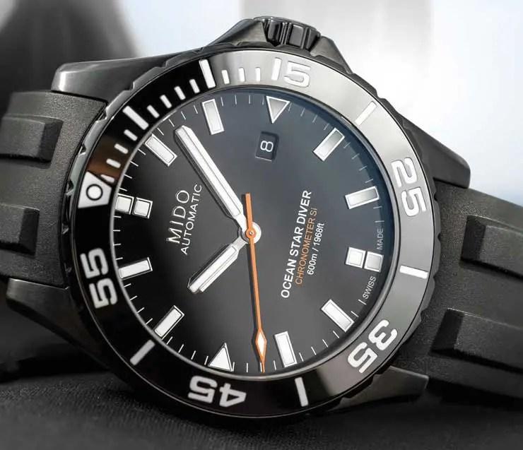 Für passionierte Taucher: Mido Ocean Star Diver 600