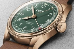 Oris Big CrownPointer Date 80th Anniversary
