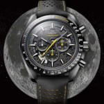 Neue Omega Speedmaster Dark Side Of The Moon Apollo 8