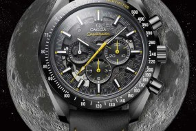 Zum 50-jährigen Jubiläum der Apollo 8-Mission: Omega Speedmaster Dark Side Of The Moon Apollo 8