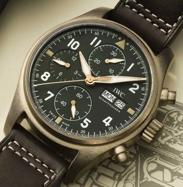 SIHH 2019 Preview: neue IWC Pilot's Watches