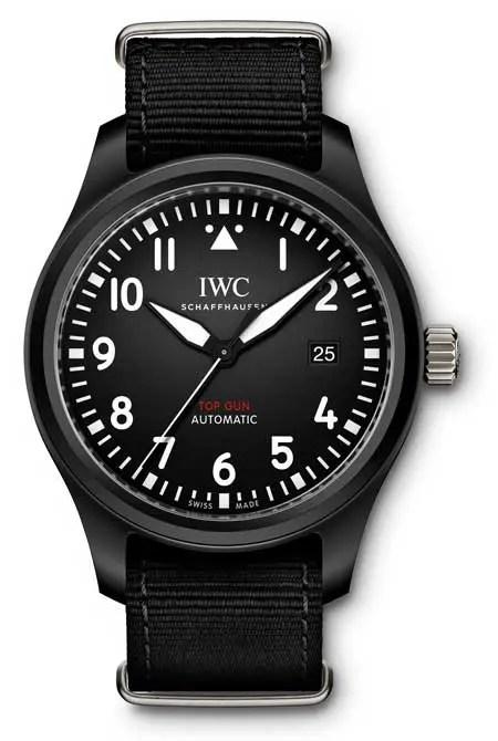 Neue IWC Pilotenuhren auf dem SIHH 2019