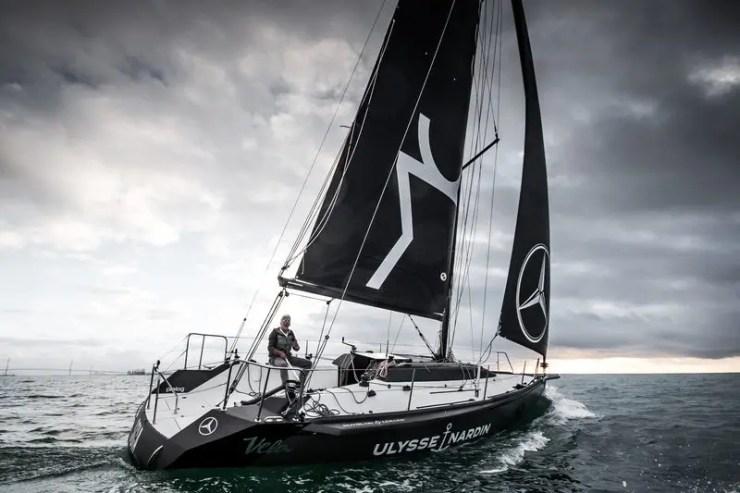 Dan Lenard ist neuer Odysseus an Bord von Ulysse Nardin