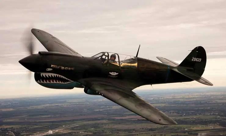 Breitling Curtiss P-40 Warhawk