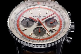 Breitling Navitimer 1 B01 Chronograph 43 TWA Edition