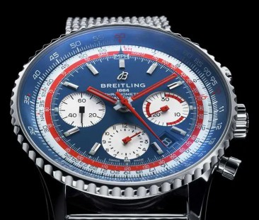 Breitling Navitimer 1 B01 Chronograph 43 Pan Am Edition