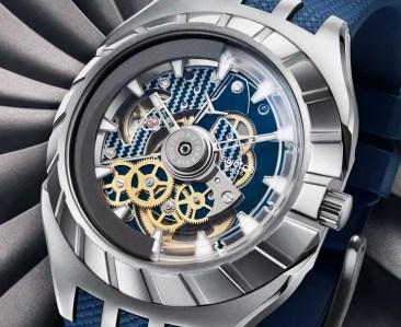 Stellt ziemlich alles auf den Kopf: die neue Swatch Flymagic