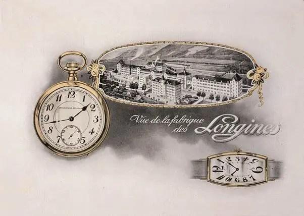 Die älteste Longines Uhr Deutschlands wird gesucht