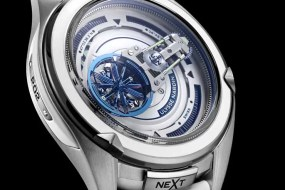Neue freak neXt und Updates in der Ulysse-Nardin Freak-Kollektion