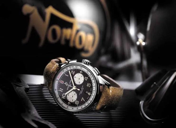 Breitling Premier Norton Edition