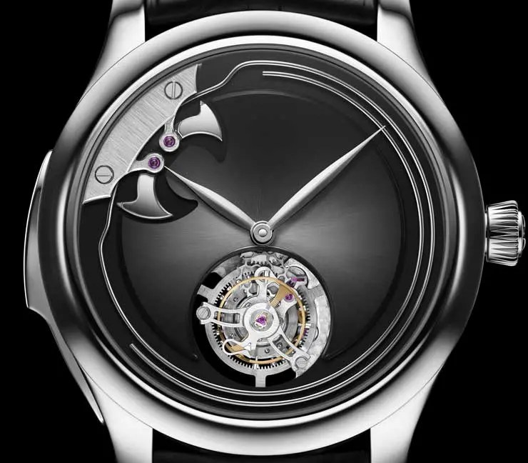 Endeavour Concept Minute Repeater Tourbillon