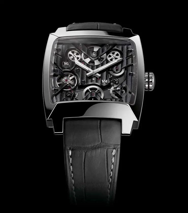 2011: MONACO V4 Haute-Horlogerie