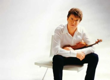 Joshua Bell erhält den Glashütte Original MusikFestspielPreis 2019
