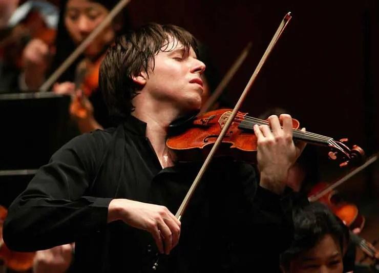 "Joshua Bell erhält den ""Glashütte Original MusikFestspielPreis"" 2019"