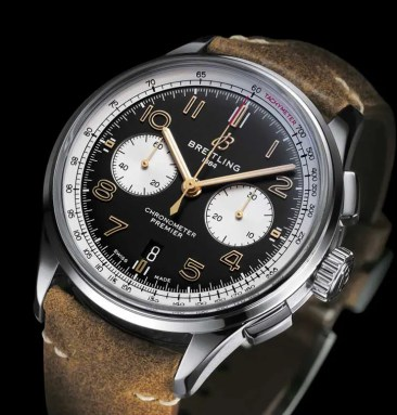 Baselworld Preview: Breitling Premier Norton Edition
