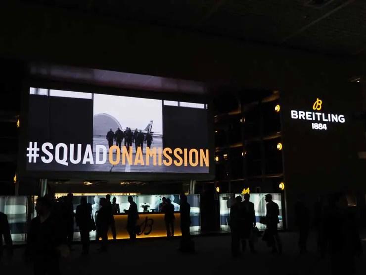 Breitling auf der Baselworld 2019 (c) NeueUhren.de