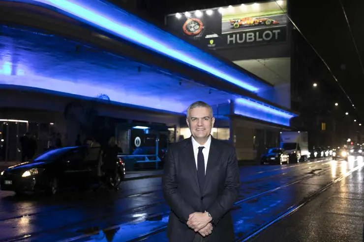Hublot Classic Fusion Chronograph Garage Italia