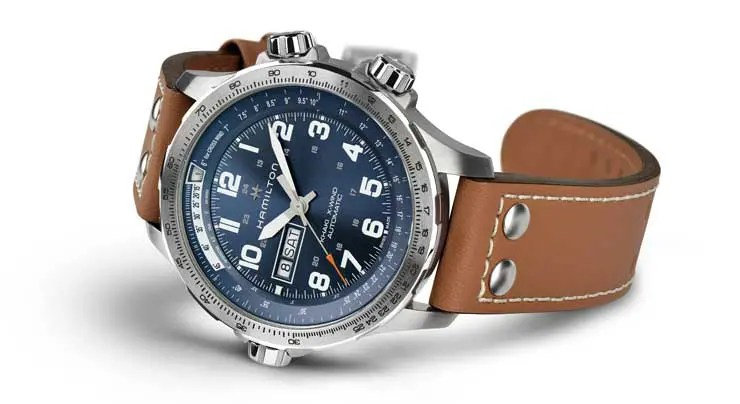 Hamilton Khaki Aviation X-Wind Day Date