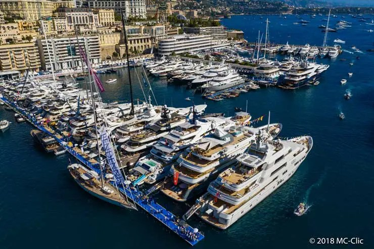 Die Diver Blue Shark von Ulysse Nardin zur Monaco Yacht Show 2019