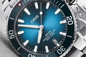 Zeichen für neues Engagement zum Schutz der Weltmeere: Oris Clean Ocean Limited Edition