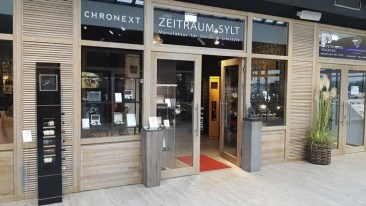 Chronext eröffnet am 8. Juni 2019 Pick-up Lounge auf Sylt