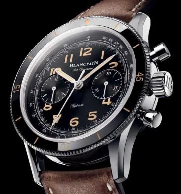 Blancpain Air Command: Neuauflage eines legendären Zeitmessers