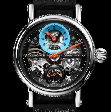 Flying Grand Regulator Skeleton – Limited Edition 2019
