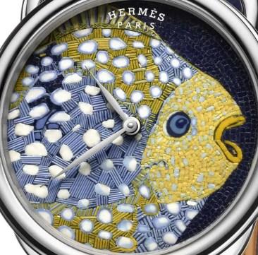 Hermès Arceau Grands Fonds: Savoir-faire der Glaskunsthandwerker