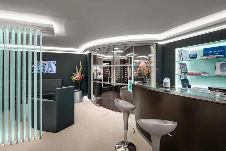Richard Mille ist mit seiner Londoner Markenboutique in edle neue Räumlichkeiten an Londons legendärer Old Bond Street umgezogen.