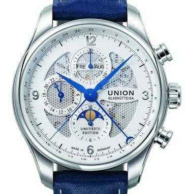Belisar Chronograph Mondphase Limitierte Edition Sachsen Classic 2019