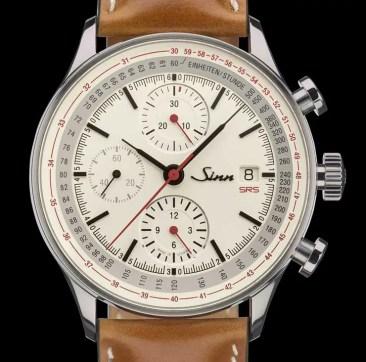 Sinn 910 SRS: Schaltradchronograph mit SRS-Schaltung