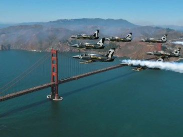 Breitling steigt als Hauptsponsor des Breitling Jet-Team aus
