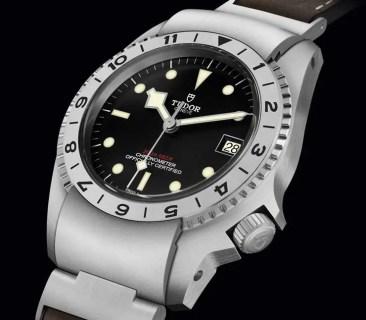 Tudor Black Bay P01: inspiriert von einem Prototypen für die US Navy