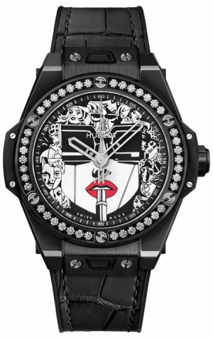 Hublot Big Bang One Click Marc Ferrero