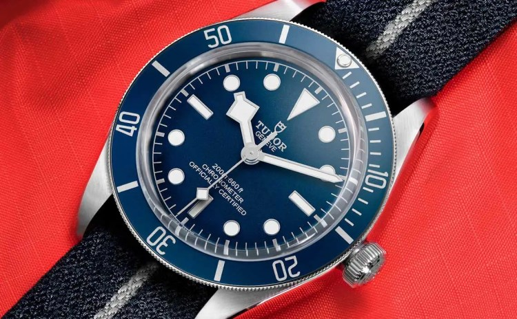 Tudor Black Bay Fifty-Eight Navy-Blue
