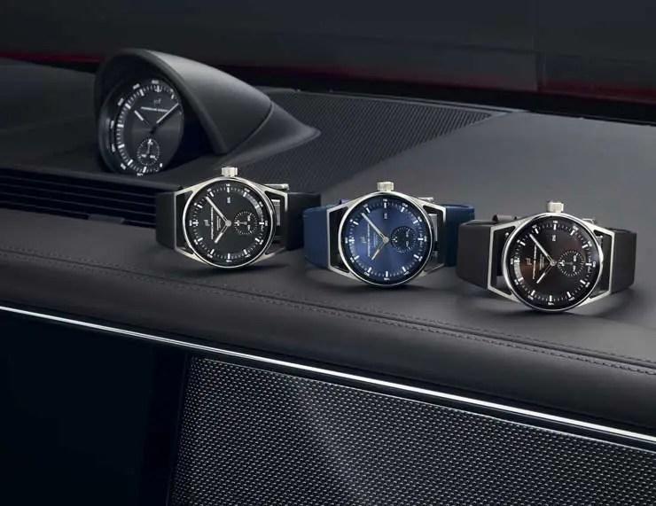 Neue Sport Chrono Kollektion von Porsche Design