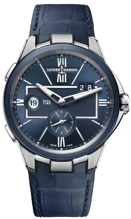 Ulysse Nardin Dual Time 42 mm
